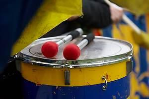 Trommerne er klar til Horsens